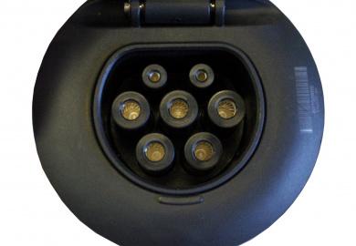 EV nabíjacia zásuvka Typ 2 samica (strana do nabíjačky) bez zámku