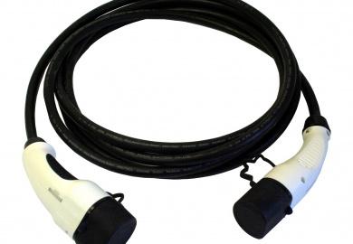 EV nabíjací kábel Typ 2 - Typ 2, 32A, 1-fázový, 7,5m